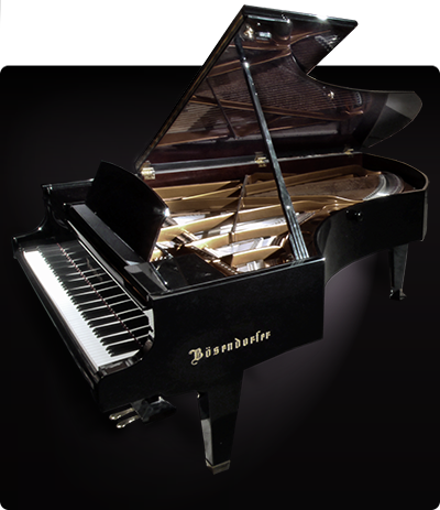 loove music studio's Bosendorfer 225 Grand Piano